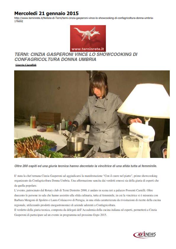 21 gennaio - showcooking confagricoltura donna - terninrete_001