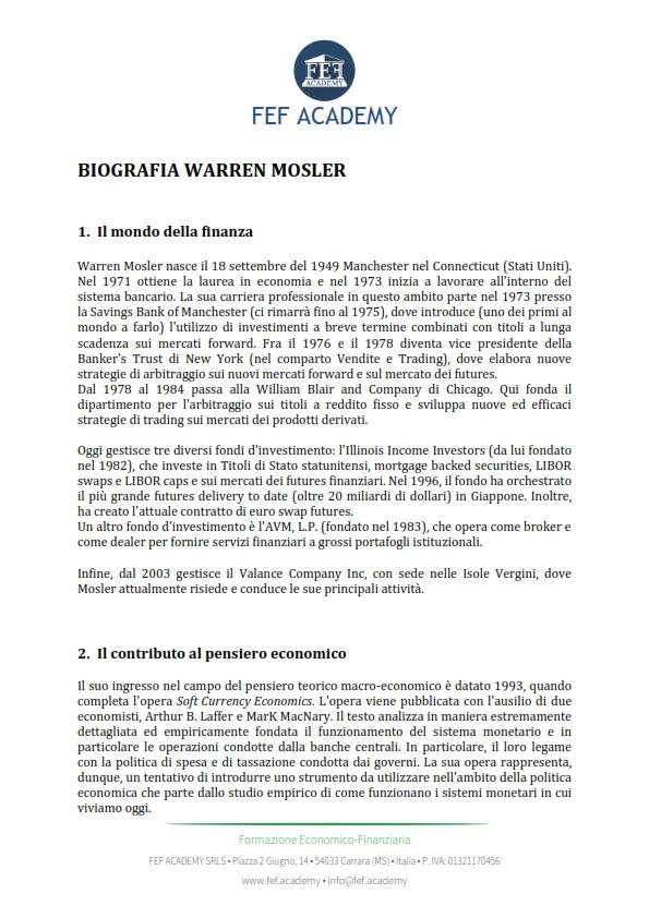 Biografia di Warren  Mosler Italiano_001