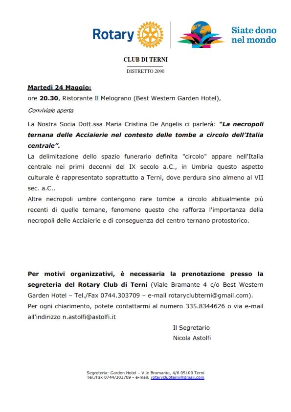 Rotary Club Terni - Programma Maggio 2016_003