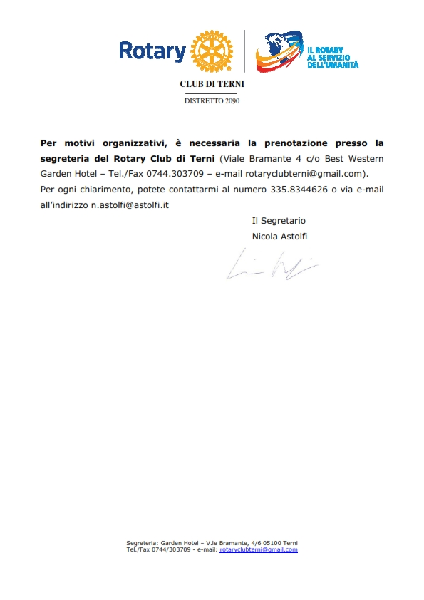Rotary Club Terni - Programma Luglio 2016_002