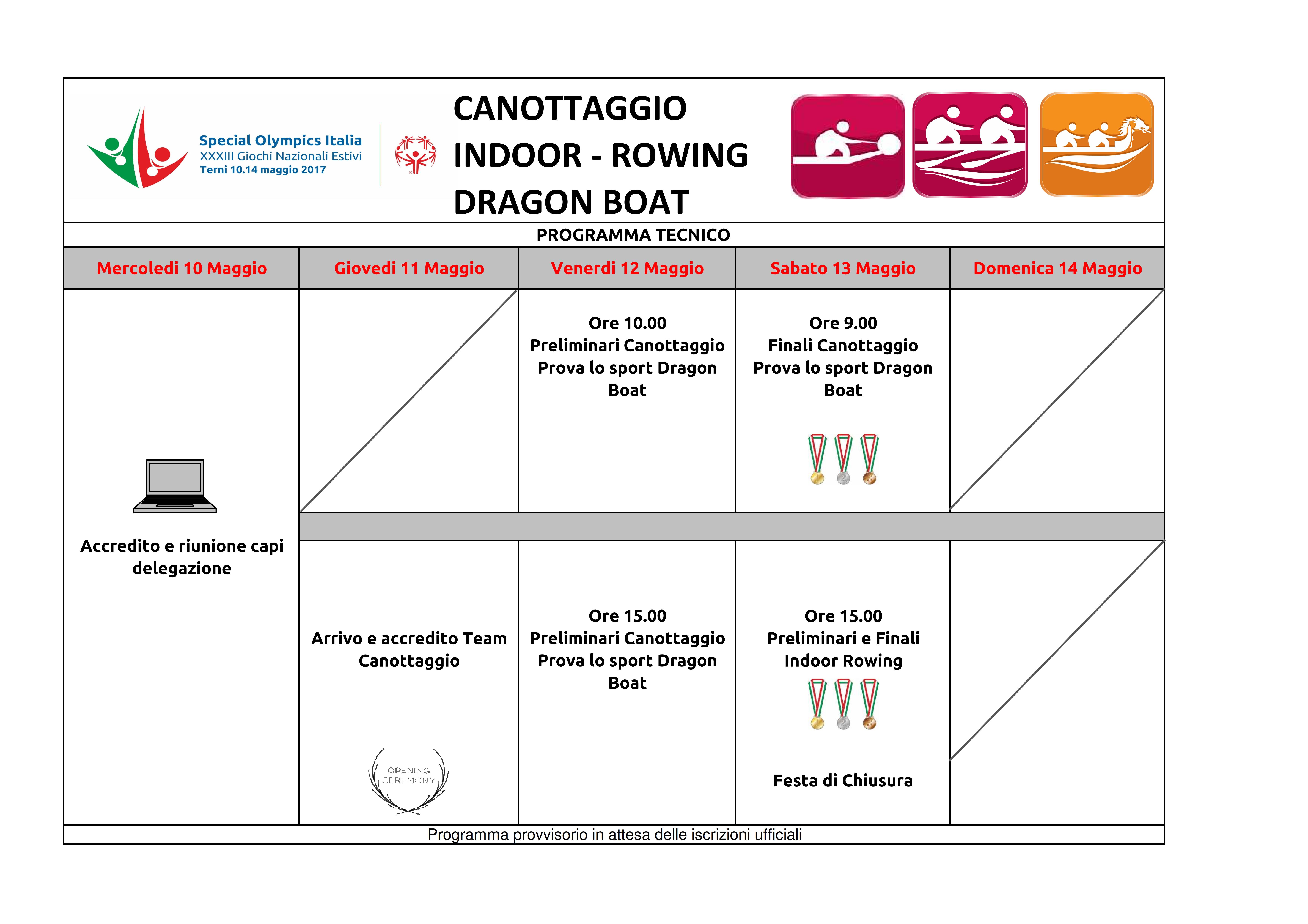 Programma Canottaggio_001