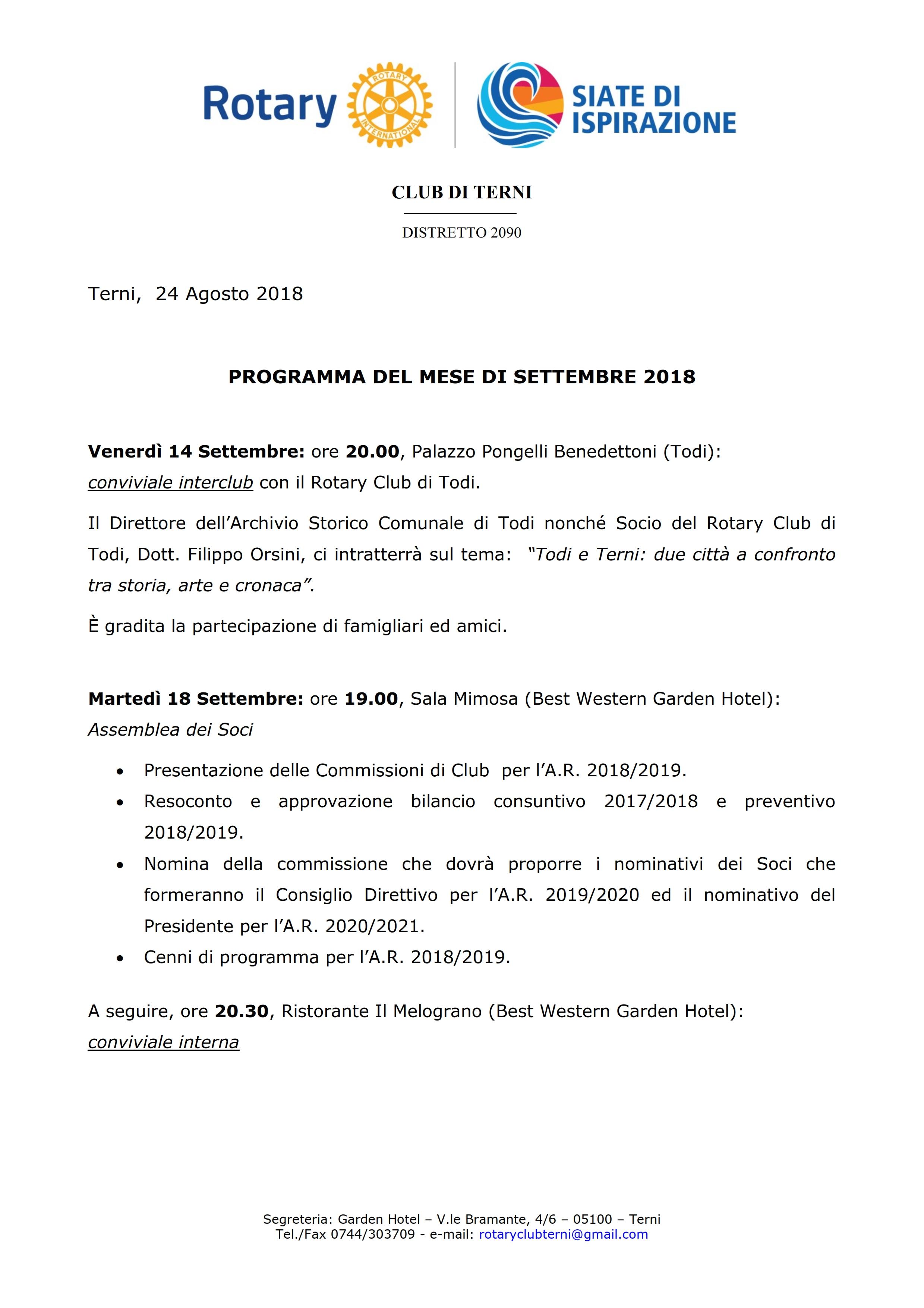 2018_09-RC Terni-Programma Settembre 2018_001